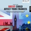 Guide to How Brexit could affect your finances