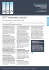 2017 Investment Outlook - January 2017