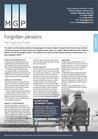 Forgotten Pensions - January 2017