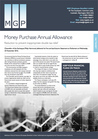Money Purchase Annual Allowance - February 2017