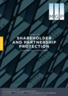 Shareholder and Partnership Protection - November 2018