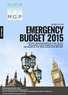 A Guide to the July 2015 Budget